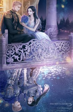 Fantasy Couples, Romantic Anime Couples, Romantic Manga, Manga Couple, Anime Love Couple, I Love Anime, L Dk Manga, Manga Art, Manga Anime