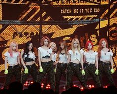 Girls'Generation SNSD - Catch Me If You Can