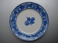 Beautiful Antique Sweden collectible cobald blue in by Luckytage, €10.90