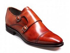 Barker Lancaster is a Men's Double Monk Strap shoe, available in Rosewood or Black Calf.  http://www.robinsonsshoes.com/barker-lancaster.html