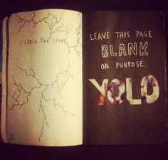Wreck This Journal- I've been trying to do something similar on mine- I ended up using this as a reference.
