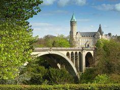 Luxemburgo. La mochila de Lola