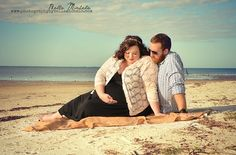 blog Plus Size Beach Maternity 2