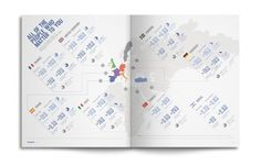 Facebook: The Annual by Human After All ., via Behance