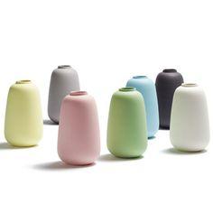 Ditte Fischer Vase Micro - Klassisk Keramik Vase - Luxoliving