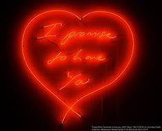 Buy your very own Tracey Emin digital art neon. This Tracey Emin neon handwriting comes with a certificate of authenticity. Add Tracey Emin to Your collection Today Por Favor Me Ame, Heart Art, Love Heart, Love You, Just For You, My Love, Amor Universal, Neon Rosa, Custom Neon