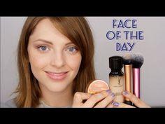 Face of the Day | YSL Serum Foundation + Bourjois Bronzing Primer - YouTube