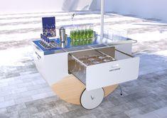 Trolley Bar projects | Photos, vidéos, logos, illustrations et branding sur Behance Grey Goose, Branding, Bar, Illustrations, Behance, Design, Logos, Gallery, Brand Management