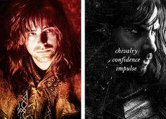 Kili Hobbit Films, Hobbit Art, The Hobbit Movies, Thranduil, Legolas, Kili And Tauriel, Samwise Gamgee, Thorin Oakenshield, Chivalry
