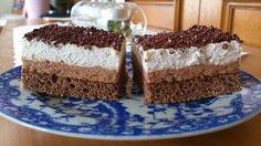 Luftig, leichte Nutellaschnitten  sind zu jedem Anlass ein Hit! Die Schnitten sind gut portionierbar und schmecken auch lecker. Dieses Rezep...