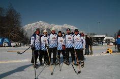 Pond Hockey-Cup auf dem Riessersee - http://www.riessersee.com/