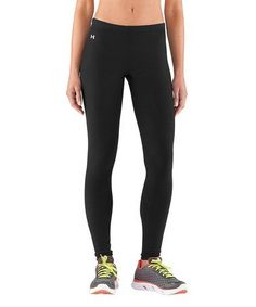 Black ColdGear® Tights by Under Armour®