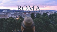 """ROMA - A beautiful short movie!! In my life I have been fortunate to have explored fascinating places around the world.  There is one particular city though, that keeps giving me new emotions every day. It is Roma (or Rome). His variety of architectures that stands clearly apart from other """"megacities"""", his unparalleled history legacy and his intimate and quieter sides make Rome a city that does get into your bloodstream."""