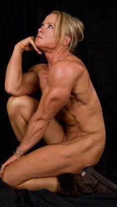 Women bodybuilders Hot nude