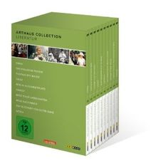 Arthaus Collection Literatur - Gesamtedition 10 DVDs: Amazon.de: Filme & TV