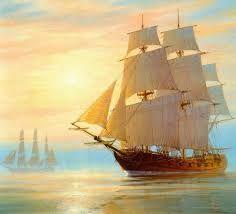 Resultado de imagen de cuadros de barcos mas famosos