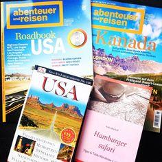 Fernweh und nächste Urlaubsplanung. #usa #reise #urlaub #fernweh #bücher