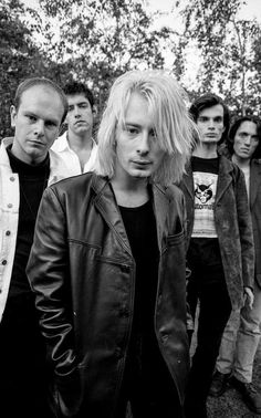 Radiohead : Younger!!