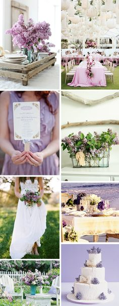Lilac Weddings