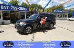 Congratulations Fernesha on your #Dodge #Nitro from Reuben Flores at My Car Store!  https://deliverymaxx.com/DealerReviews.aspx?DealerCode=OUVL  #MyCarStore