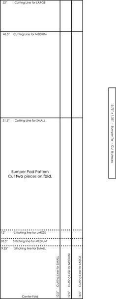 Dog Crate Bumper Pads Sewing Pattern from kevinandamanda.com