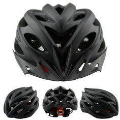 VICTGOAL 매트 블랙 자전거 헬멧 남성 여성 헬멧 다시 산악 도로 자전거 일체 성형 자전거 헬멧 K1040