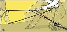 Learn This: Haul Your Partner Through Tough Sections How to assist from above By Bob Gaines and Jason D. Martin / Illustrations by Supercorn