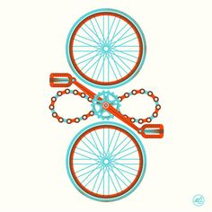 Cycle Cycle -- infinitely better than sitting in a car seething with road rage for the traffic of which you're a part