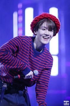Baekhyun his smile