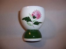 New Jersey Stangl Egg Cup Thistle Decoration MINT!