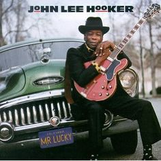 John Lee Hooker ... great cover!