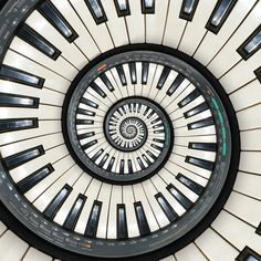 Recursion / Piano de caracol by