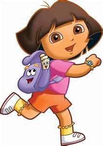 If it's Dora We have to buy it - Trinity