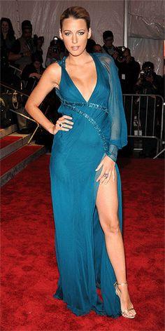 Blake Lively Met Gala 2009