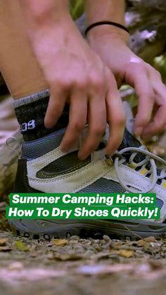 Summer Camping Hacks!