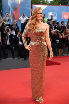 Amy Adams in Tom Ford - Mostra del Cinema di Venezia 2016: i voti ai look - VanityFair.it