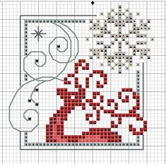 Thrilling Designing Your Own Cross Stitch Embroidery Patterns Ideas. Exhilarating Designing Your Own Cross Stitch Embroidery Patterns Ideas. Cross Stitch Christmas Ornaments, Xmas Cross Stitch, Cross Stitch Boards, Counted Cross Stitch Patterns, Cross Stitch Designs, Cross Stitching, Christmas Cross Stitches, Diy Christmas, Blackwork Embroidery