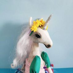 Horse Unicorn art doll Creature doll Unicorn figure Stuffed | Etsy Unicorn Doll, Unicorn Art, Unicorn Gifts, Ooak Dolls, Art Dolls, Cat Lover Gifts, Cat Lovers, Unicorn Stuffed Animal, Amazing Decor