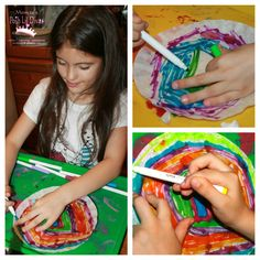 If you've read our blog before, you've probably noticed that I have a soft spot for using coffee filters  in our arts and crafts. They are i...