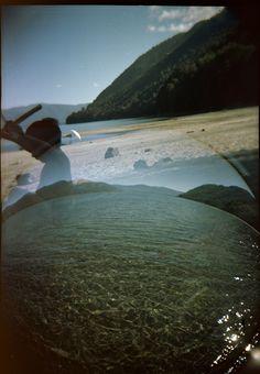 Sur on Behance Kodak Portra, Lomography, Fuji, The Dreamers, Fields, Behance, Nyc, Travel, Trips