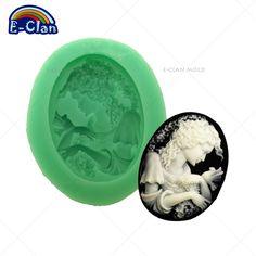 (HOT) Ferramentas Bolo Novo 3D Mini Menina com Pomba Da Paz de Chocolate Silicone Handmade Fondant Artesanato Mold Moldes F0025TX35 em   de   no AliExpress.com | Alibaba Group