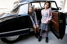 Moda infantil para niño y niña de la firma Sfera.