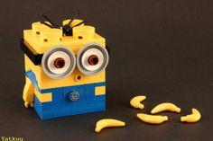 Yatkuu's Lego Minions Nerd