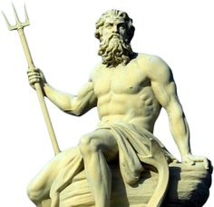 Do you have an interest in Roman Gods? Neptune is the place for you because, it is named after the god of the sea, Neptune due to its colour.