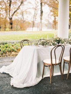 Elegant Winter Wedding Inspiration