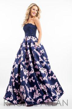 Stunning Floral Ballgown. 74 East Main St. Buford GA 30518 Phone: 770-831-8795