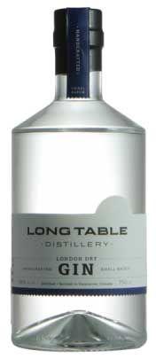 Longue Table Distillery London Dry Gin