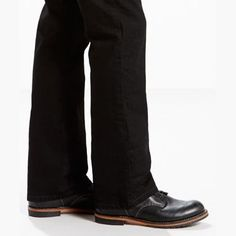 68c1cd4ccae 517™ Boot Cut Jeans - Black. Cut Jeans MensLevis ...