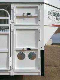 Big bend trailer with dog box Horse Trailers, Cattle, Locker Storage, Dogs, Home Decor, Gado Gado, Doggies, Cow, Interior Design