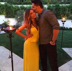 Sofia Vergara and Joe Manganiello reportedly set a wedding date - @sofiavergara/Instagram
